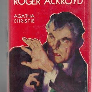 The Murder of Roger Ackroyd by Agatha Christie (Grosset...