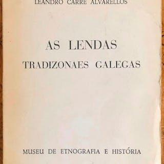As lendas tradizonaes galegas CARRÉ ALVARELLOS