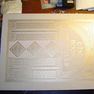 The Book of Kells [Easton Press Deluxe Limited Edition]   Collectibles