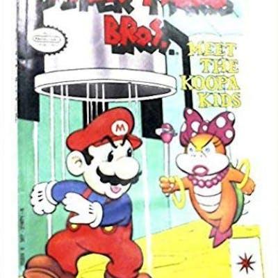 Super Mario Bros. Meet the Koopa Kids by Golden Books