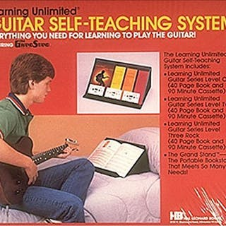 The Learning Unlimited Guitar Self-Teaching System [Oct 01, 1986] Hal Leonard.