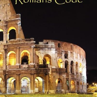 Breaking the Romans Code by Wood, Michael