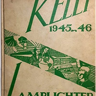 Kelly High School - Lamplighter Yearbook (Chicago, IL) - Class of 1946 [Hardc.
