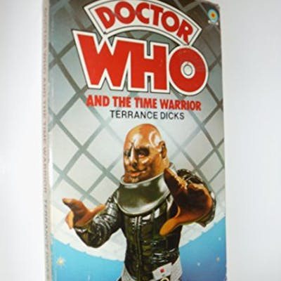 Doctor Who The Time Warrior (Paperback)
