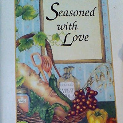 Seasoned with Love Cookbook (Ring-Bound)