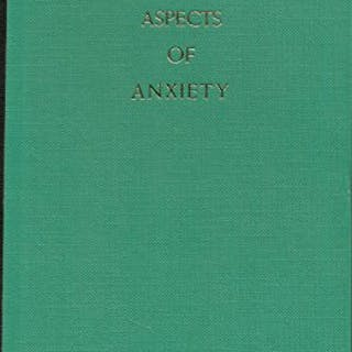 Aspects of Anxiety (Hardcover)