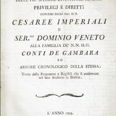 RACCOLTA DELLE Più SPECIOSE INVESTITURE FEUDALI PRIVILEGI...