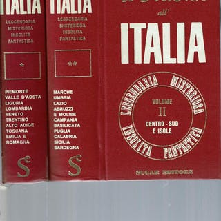 Guida all'Italia leggendaria misteriosa insolita...