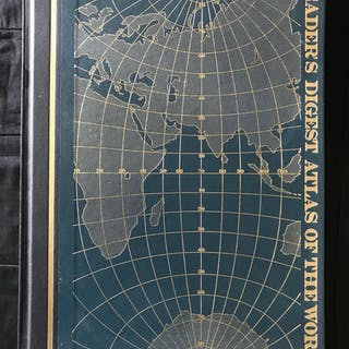 Atlas of the World READER'S DIGEST