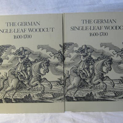 THE GERMAN SINGLE-LEAF WOODCUT 1600 - 1700