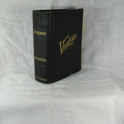 VITALOGY AN ENCYCLOPEDIA OF HEALTH AND HOME ADAPTED FOT THE HOME