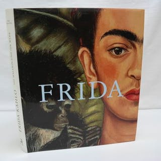 Frida Kahlo : die Malerin und ihr Werk. Prignitz-Poda, Helga: Kunst