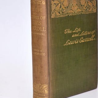 The Life and Letters of Lewis Carroll DODGESON COLLINGWOOD: Stuart