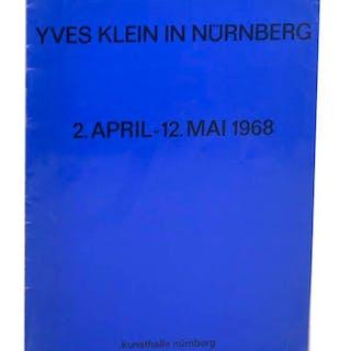 Yves Klein in Nurnberg KLEIN