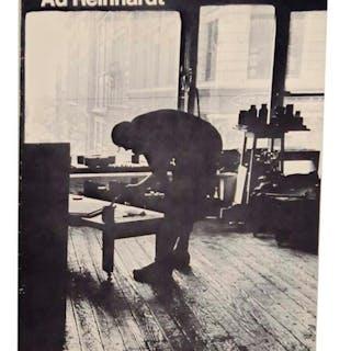 Ad Reinhardt: Black Paintings 1951-1967 REINHARDT