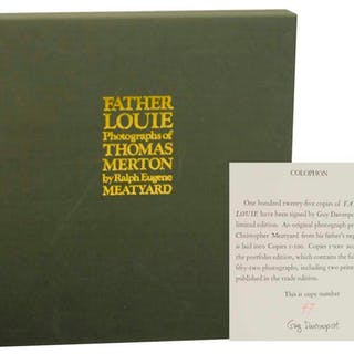 Father Louie: Photographs of Thomas Merton (Signed Limited Edition) MEATYARD