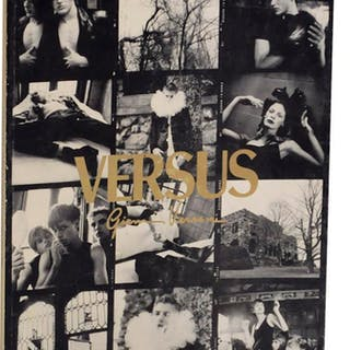 Versus Fall Winter 1997 1998 Spring Summer Collection WEBER, Bruce Photography