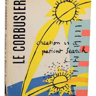 Creation Is A Patient Search LE CORBUSIER Art Monographs