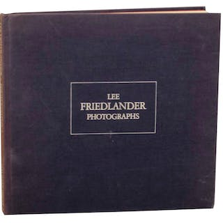 Lee Friedlander Photographs FRIEDLANDER, Lee Photography