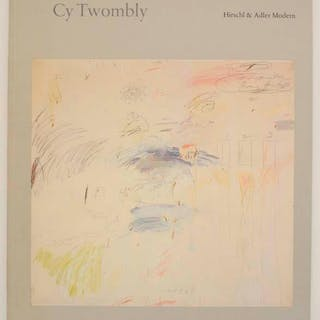 Cy Twombly: Paintings and Drawings 1952-1984 TWOMBLY