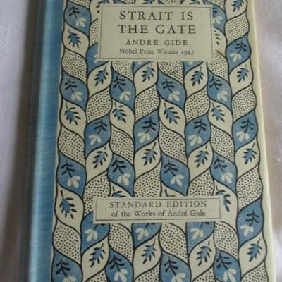Strait is the Gate Gide, Andre Literature