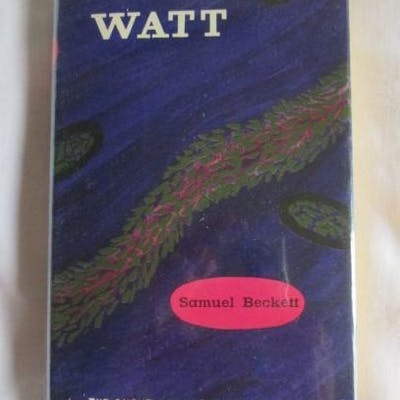 Watt Beckett, Samuel Ireland,Literature,Modern First editions