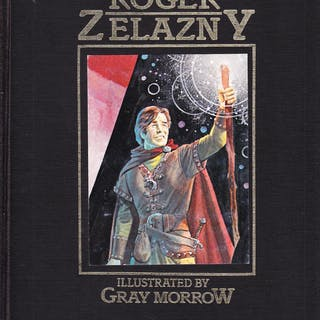 The Illustrated Roger Zelazny Zelazny, Roger Science Fiction, Fantasy & Horror