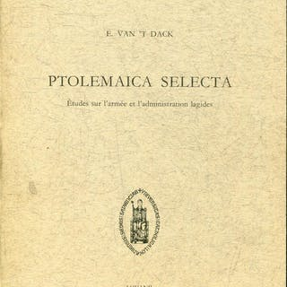 PTOLEMAICA SELECTA
