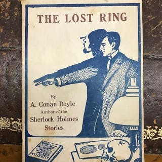 THE LOST RING Doyle, A. Conan LITERATURE