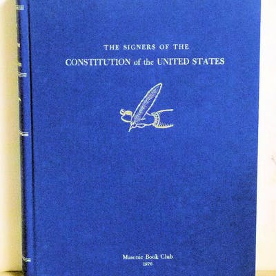 The Signers Of The Consititution of the United States