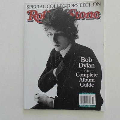 Bob Dylan: The Complete Album Guide