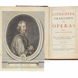 The Comedies, Tragedies, and Operas John Dryden british drama