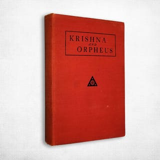 Krishna and Orpheus: The Great Initiates of the East and West Edouard Schure