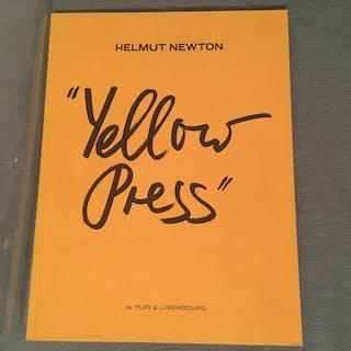 Yellow Press Newton, Helmut Photography