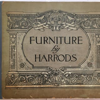 Furniture by Harrods : A complete catalogue for...