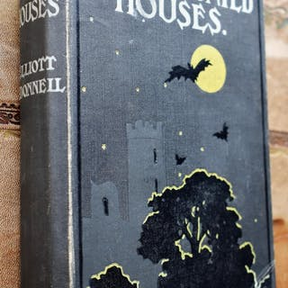 Some Haunted Houses Of England & Wales Elliott O'Donnell