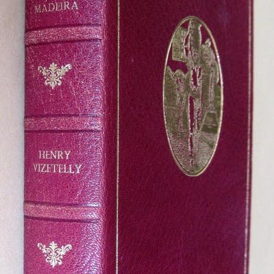 FACTS ABOUT PORT AND MADEIRA Vizetelly, Henry. Wine and Other Drinks