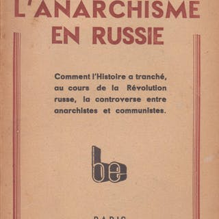 L'Anarchisme en Russie