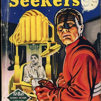 THE STAR SEEKERS. Rayer, Francis G. Paperback,Science Fiction