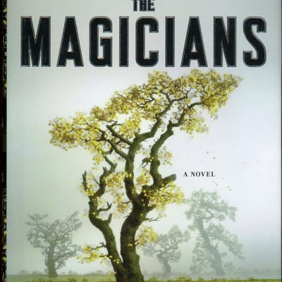 THE MAGICIANS Grossman, Lev Fantasy,Television