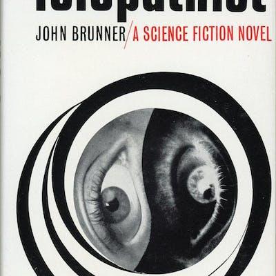 THE TELEPATHIST Brunner, John Science Fiction
