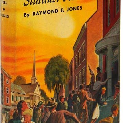 THE YEAR WHEN STARDUST FELL Jones, Raymond F. Science Fiction
