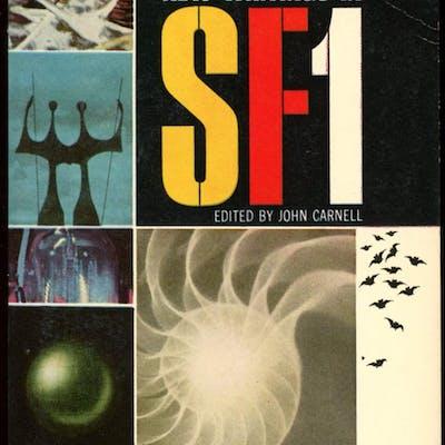 NEW WRITINGS IN SF1 with NEW WRITINGS IN SF2 with NEW WRITINGS IN SF3 Carnell