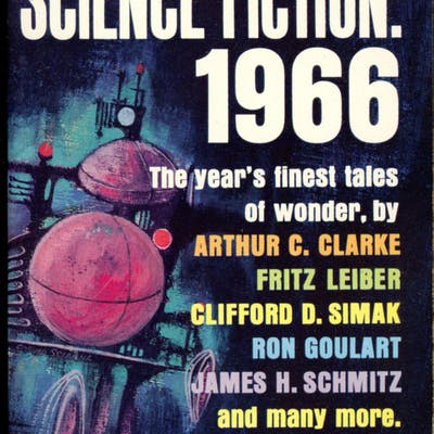 WORLD'S BEST SCIENCE FICTION: 1966 Wollheim