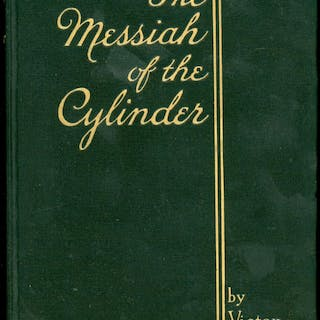 THE MESSIAH OF THE CYLINDER Rousseau