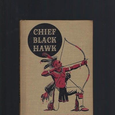 Chief Black Hawk American Adventure Series 1943 Great Condition! BEALS