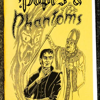 Popes And Phantoms [ Psychic Sleuths