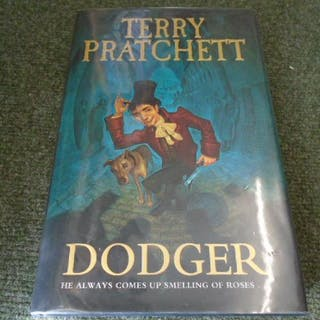 Dodger Pratchett, Terry Pratchett, Terry, Dodger