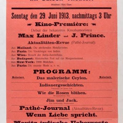 Nine Movie Posters: Gmundner Lichtspiele