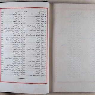 Corani Textus Arabicus Ad Fidem Librorum Manu Scriptorum...